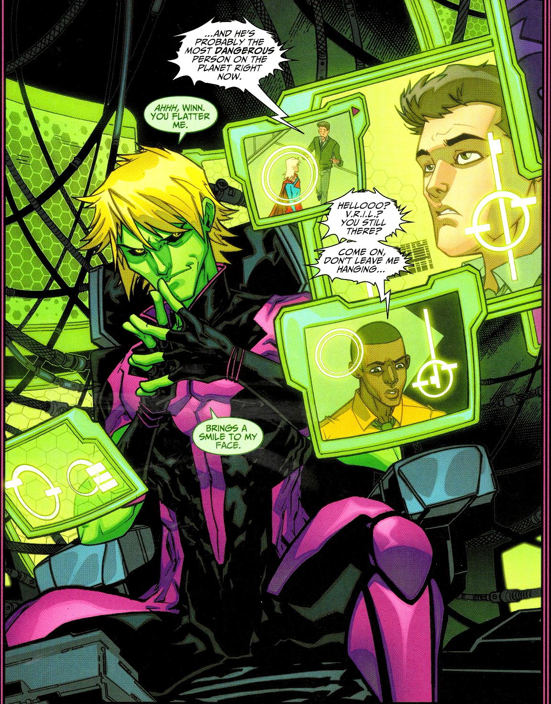Vril Dox (Adventures of Supergirl)