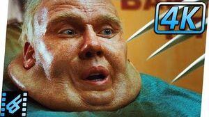 Wolverine Interrogates Blob X-Men Origins Wolverine (2009) Movie Clip