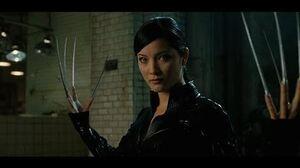 X2 (2003) - Wolverine vs