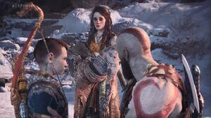 Freya-Atreus-Kratos