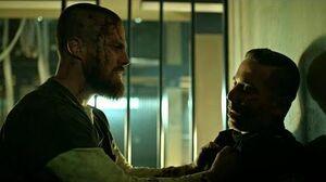 Oliver Vs Diaz Prison Fight Scene Arrow 7x07 1080p 60fps