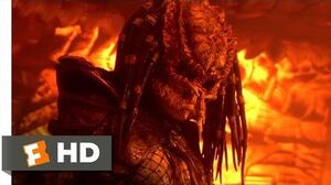 Predator 2 (5 5) Movie CLIP - The Hunter Becomes the Hunted (1990) HD