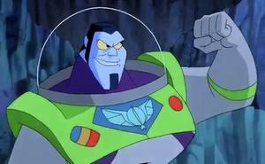 Profile - Agent Warp Darkmatter as Entire Space Ranger