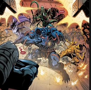 Symbiotes (Earth-616) 0009