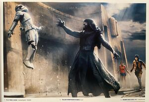 The Art of Star Wars Galaxy's Edge - Kylo Ren