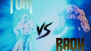 Toki VS Raoh Hokuto no ken