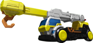 Trigger Machine Crane