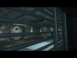 - Alien isolation - Working Joe kills hughes