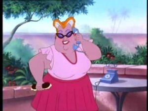 Aunt Perstine Figg