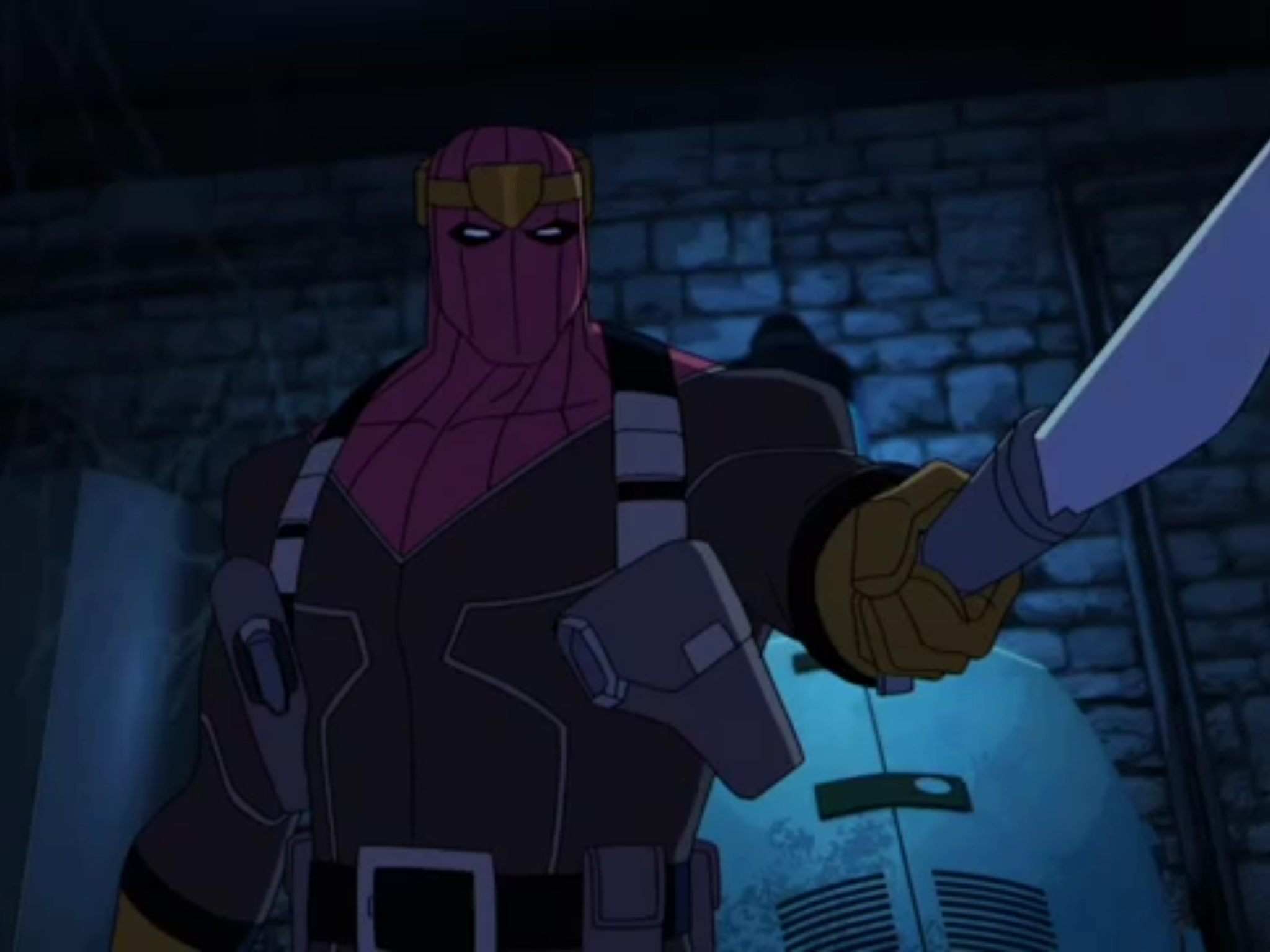 Baron Zemo (2010 Marvel Animated Universe)