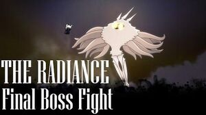 Hollow Knight The Radiance - Final Boss Fight - True Good Ending - Gameplay PC