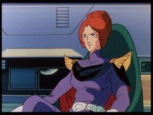 Kacylia Zabi (Gundam)
