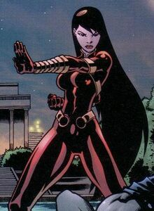Lady Shiva New Earth