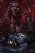 Venom Vol 4 34 Devil Dog Comics Exclusive Virgin Variant