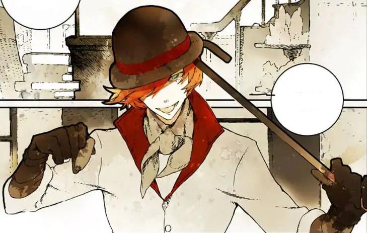 Roman Torchwick (Manga)