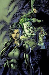 Batman, Catwoman, and The Joker