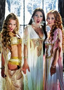Brides of Dracula promo