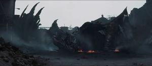 Bull Dragon's death
