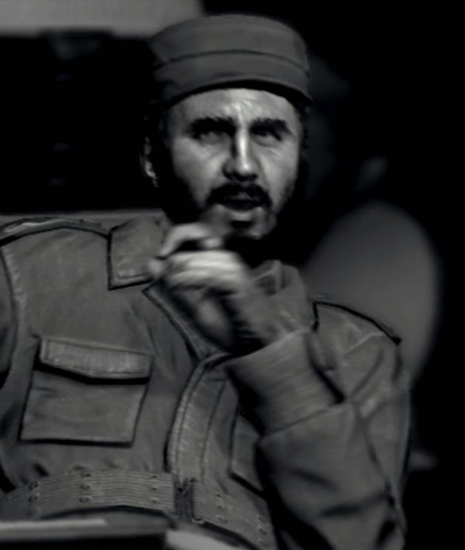 Fidel Castro (Call of Duty)