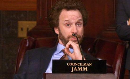 Councilman Jamm