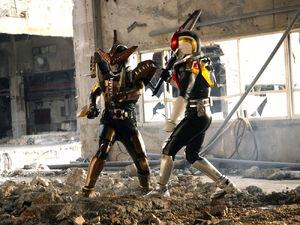 Kamen Rider Gaoh 4