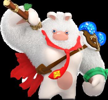 Mega Rabbid Kong