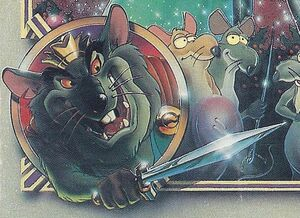 Mouse King Cover 1990