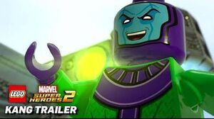 Official Kang the Conqueror - LEGO Marvel Super Heroes 2 - Game Trailer