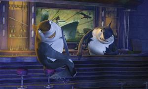 Shark Tale Frankie with Lenny