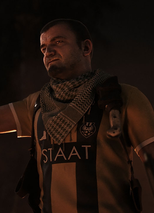 The Butcher (Call of Duty)