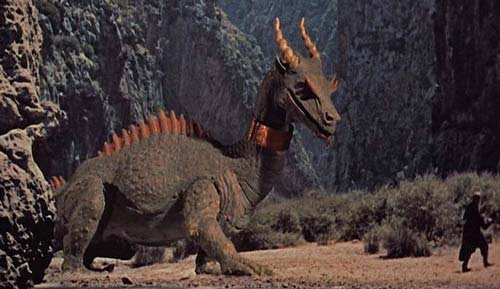 Dragon (The 7th Voyage of Sinbad)