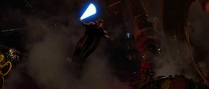 Anakin Force jump