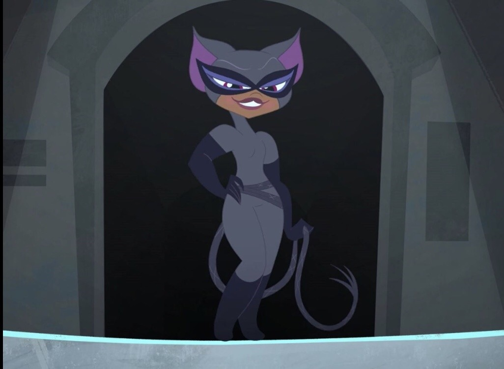 Catwoman (DC Super Hero Girls)