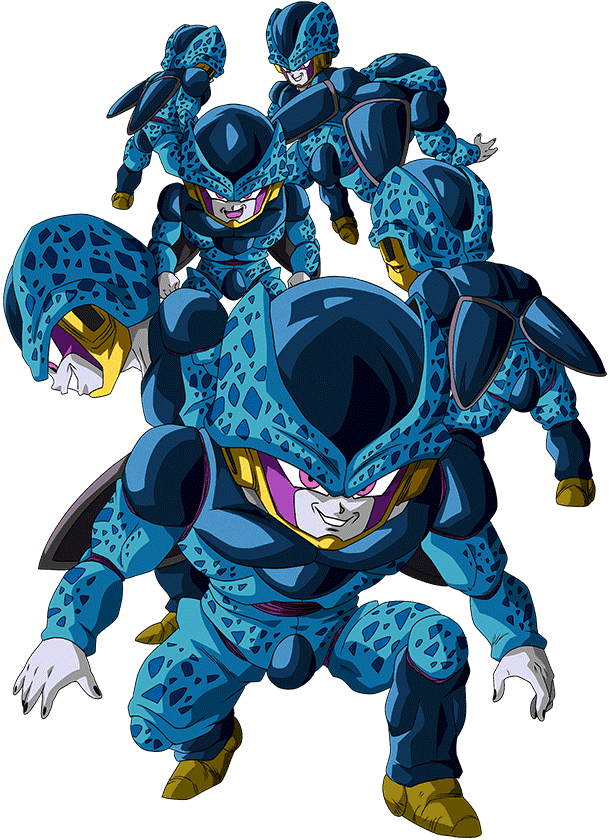 Cell Jr Villains Wiki Fandom Garlic jr(full power)render 2 sdbh world mission. cell jr villains wiki fandom