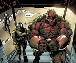 Killer Croc Prime Earth 0005