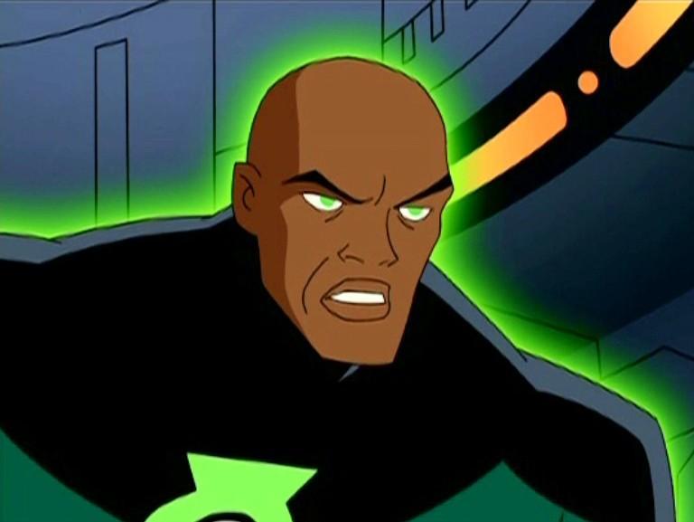 Green Lantern (Justice Lord)