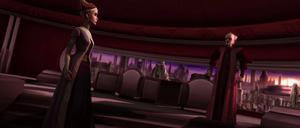Palpatine Senator Amidala