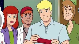 Scooby Doo and the Cyber Chase The Gangs at the Lab, Part 2