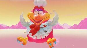 Super Mario Odyssey Cookatiel Boss Fight 14
