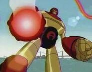 Teen Titans Atlas