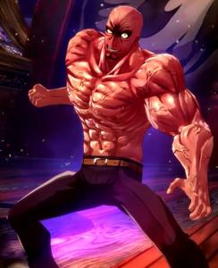 True Masayoshi Samael Shido