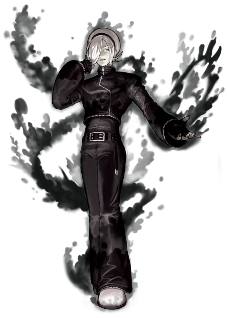Evil Ash (The King of Fighters)