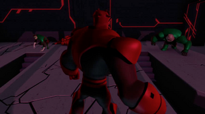 Atrocitus Green Lantern The Animated Series 04