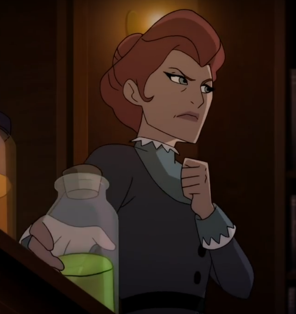 Barbara Kean Batman Gotham By Gaslight Villains Wiki Fandom
