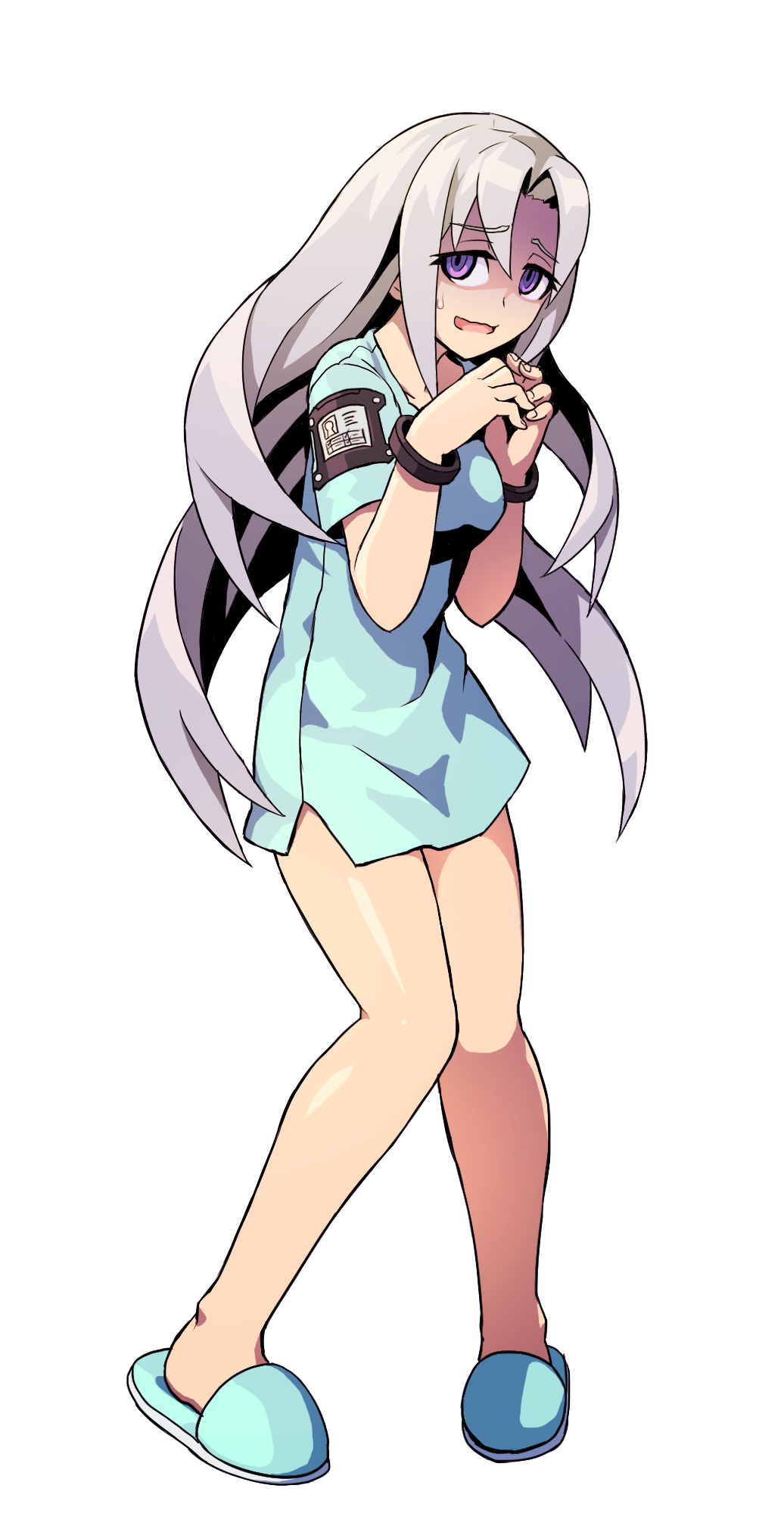 Elise (Azure Striker Gunvolt)