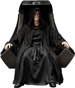 Emperor-palpatine throne
