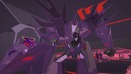 Fracture, Airazor and Divebomb in Their Own Ship