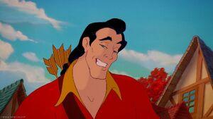 Gaston smile