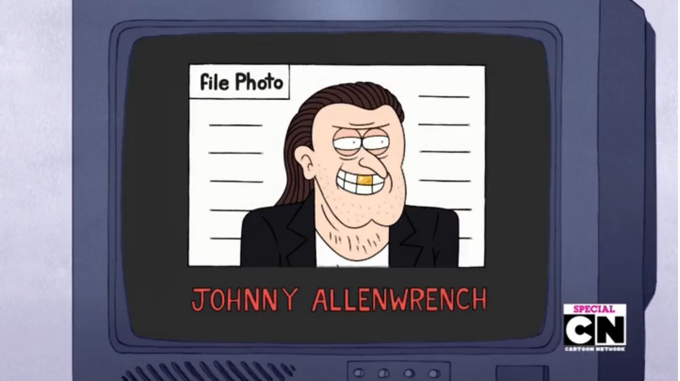 Johnny Allenwrench