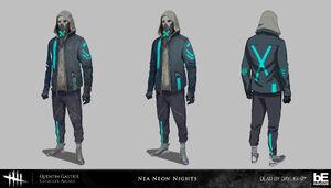 Neons concept